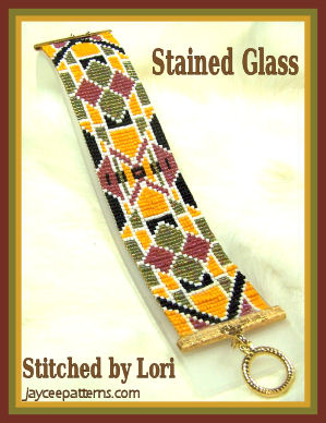 6 Free Beadweaving Patterns from Beading Daily | PRLog