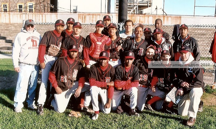 2010 Dorchester High Baseball Team