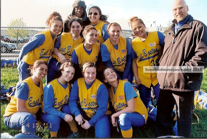 2010 East Boston High School Softball Team!