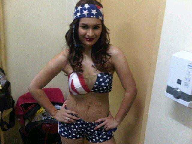 Pauleen Luna as Wonderwoman / Darna