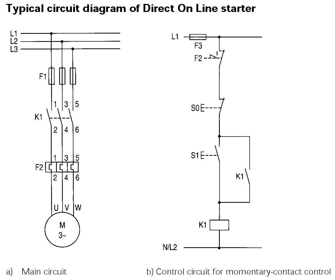 easy tech  direct on line starter