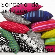 Blog Meus Pontinhos - sorteio 13/06