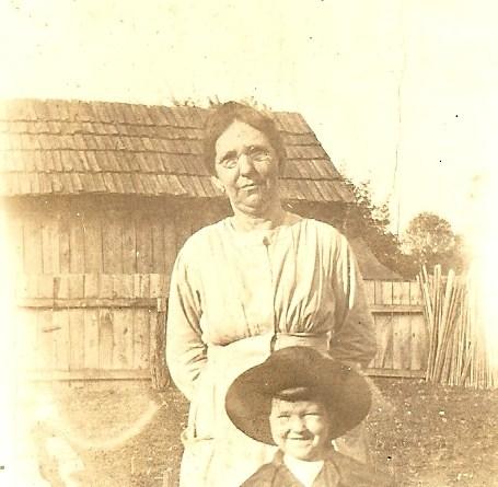 Bettie Lander Hopson & Dorothy Wolfe Southard