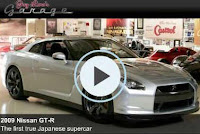 Video: 2009 Nissan GT-R At Jay Leno's Garage