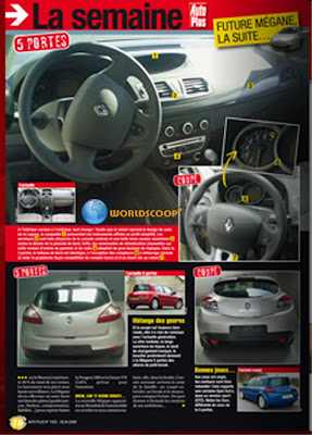 09 Model Renault Megane
