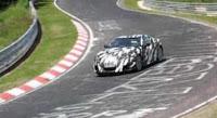 2010 2011 Honda/Acura NSX Spy Video