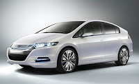 Honda Insight Concept Hybrid Photo