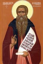 St. Serafín Rose (ro.)