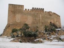 Castillo de Petrel, de origen musulmán en el siglo XII o XIII.