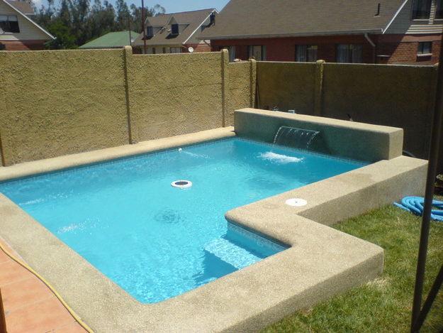 Bienvenido a peach hamster for Planos de piscinas pequenas