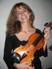 Maria Sampen, violin