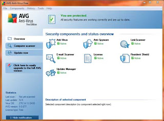 Download AVG Anti-Virus Free 9.0 2