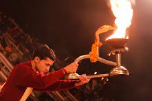 Inspiratie in Varanasi