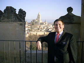 Elder Miller in Segovia