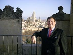 Elder Miller in Segovia