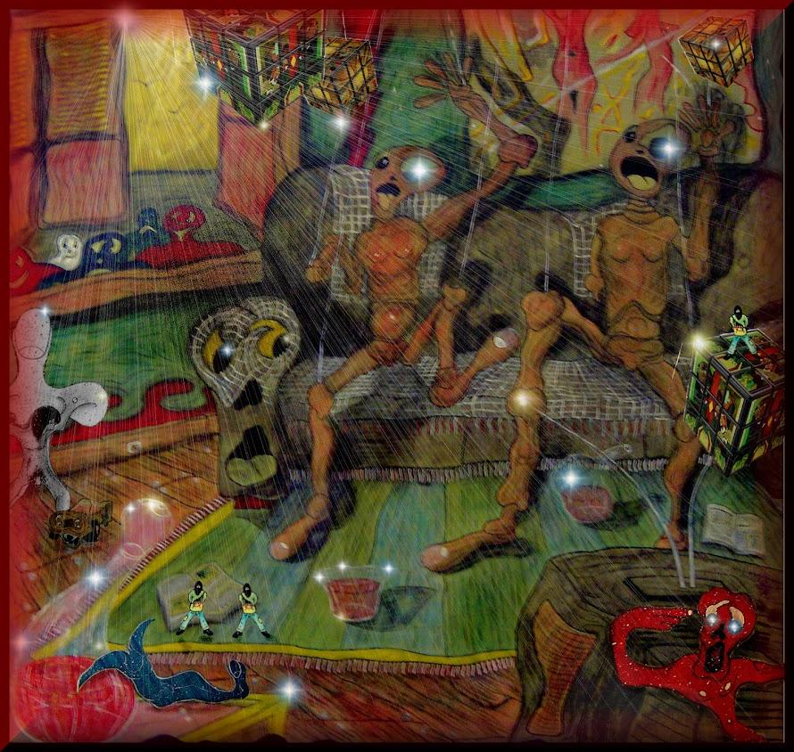 Galería virtual Abel Corchero Vázquez+El lobo gallego.