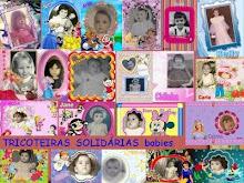 Tricoteiras Solidárias babies