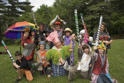WINDSOR MOUNTAIN INTERNATIONAL SUMMER CAMP