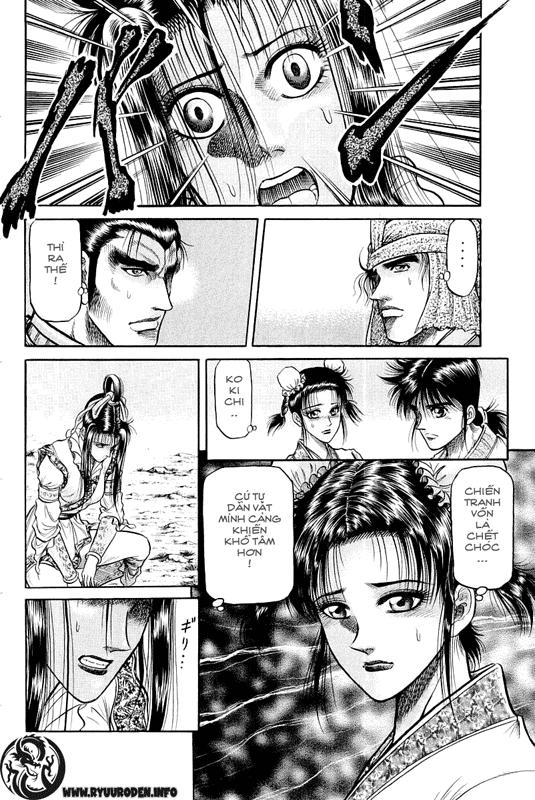 Chú bé rồng-Ryuuroden chap 34 Trang 42 - Mangak.info