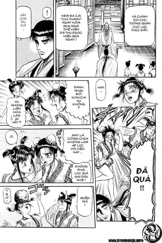 Chú bé rồng-Ryuuroden chap 34 Trang 51 - Mangak.info