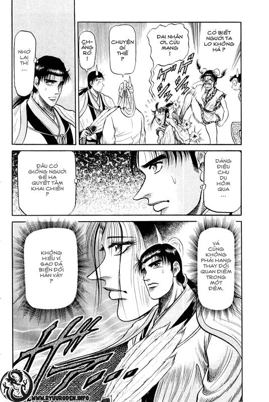 Chú bé rồng-Ryuuroden chap 34 Trang 52 - Mangak.info