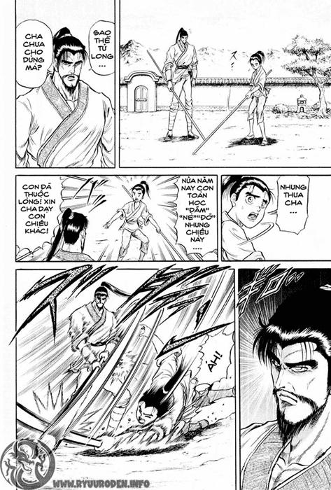 Chú bé rồng-Ryuuroden chap 24 Trang 17 - Mangak.info