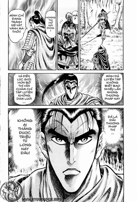 Chú bé rồng-Ryuuroden chap 24 Trang 19 - Mangak.info