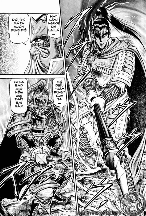 Chú bé rồng-Ryuuroden chap 24 Trang 20 - Mangak.info