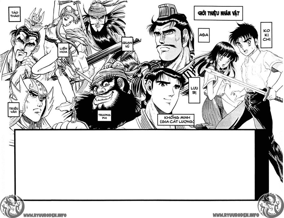 Chú bé rồng-Ryuuroden chap 24 Trang 4 - Mangak.info