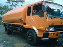 Mobil tangki air kapasitas 16,000 liter