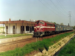 Az állomás régen