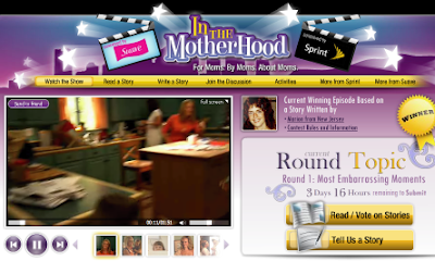 Online comedy In The Motherhood webisodes