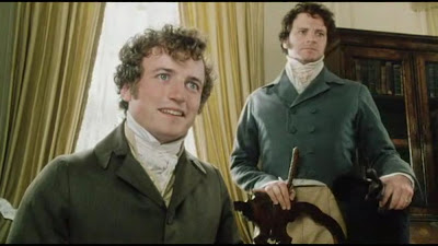 bingley darcy relationship and elizabeth jane relationship He's so nice that he says jane is the most beautiful creature [he] ever  into  bingley, go back and reread book 1, chapter 10, when darcy and elizabeth have .
