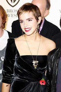 Emma Watson attends a Warner Bros