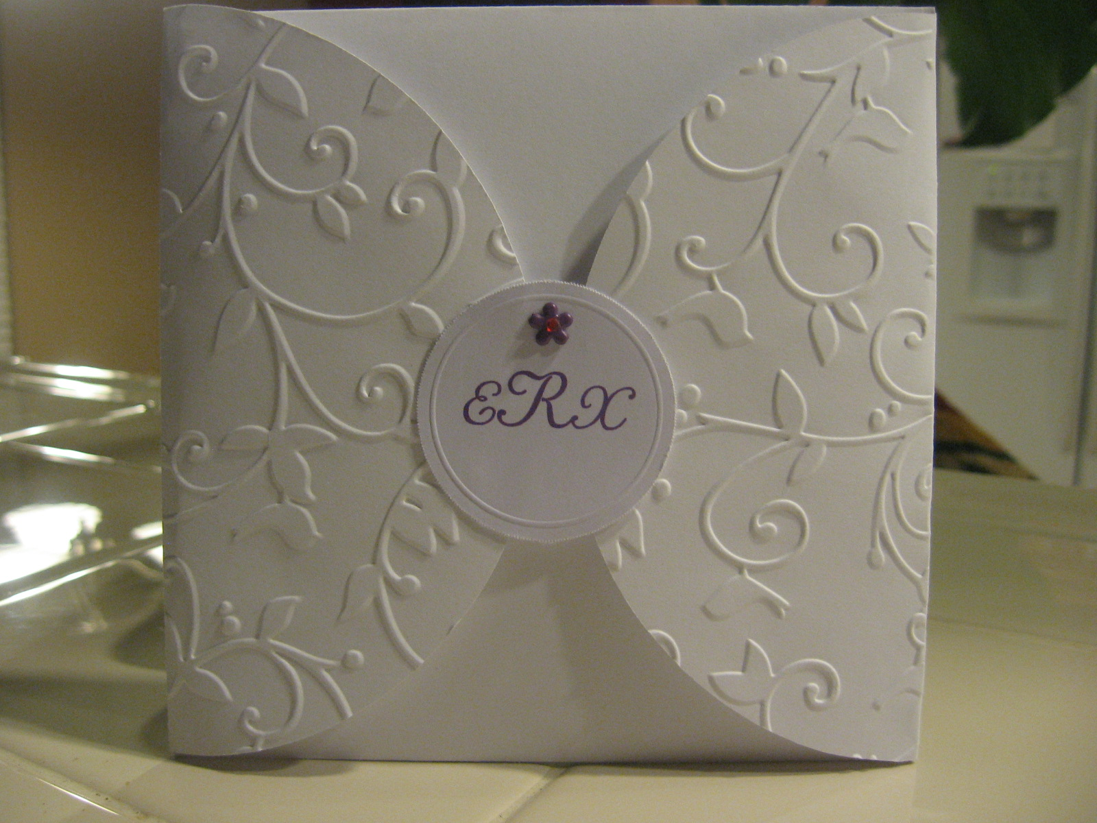 Cricut Wedding Invitations Examples as adorable invitations design