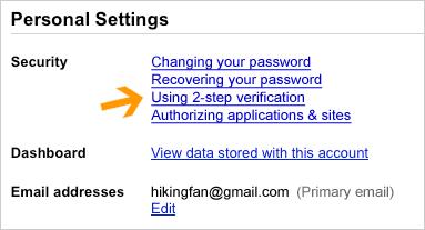 Napredna sigurnost u prijavi vašeg Google korisničkog računa