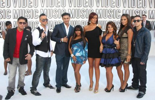 jersey shore cast. jersey shore cast in italy.