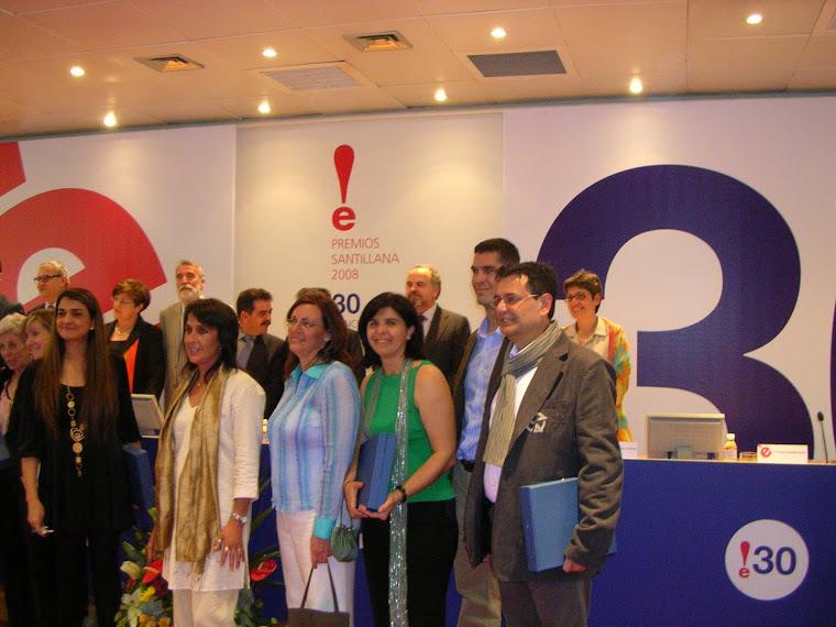 Premios Santillana 2008