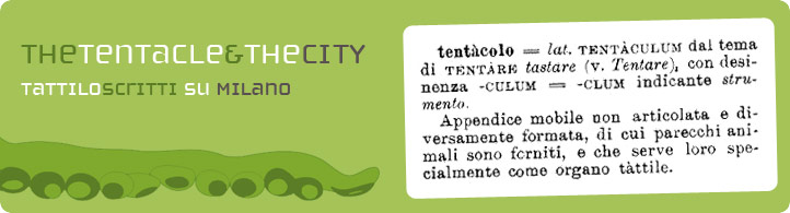 The Tentacle & The City
