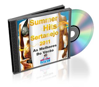 Summer Hits Sertanejo 2011   As Melhores do Verão