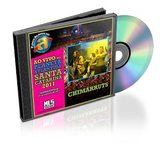 CD Chimarruts - Ao Vivo no Planeta Atlântida SC 2011 (2011)