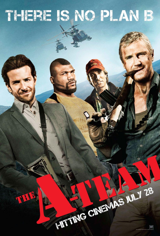 ateam film poster teaser trailer