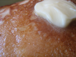 brown sugar buttermilk pancakes