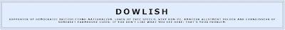 DOWLISH