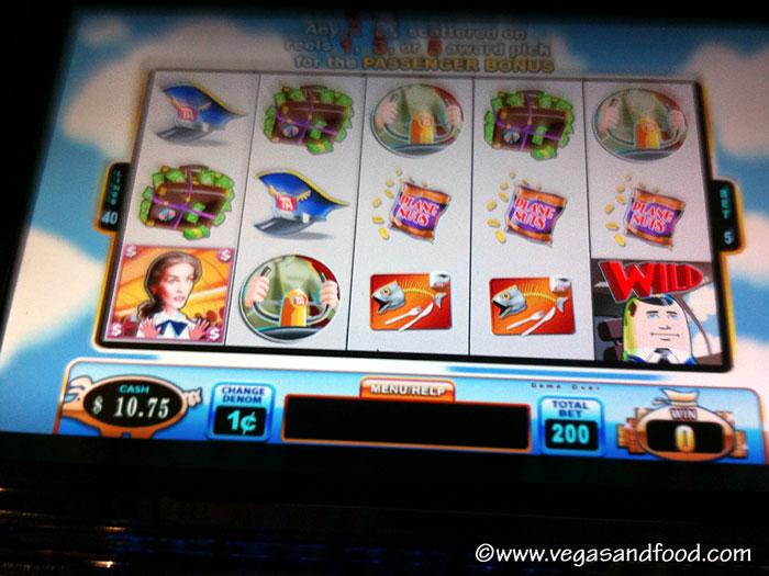 airplane slot machine videos