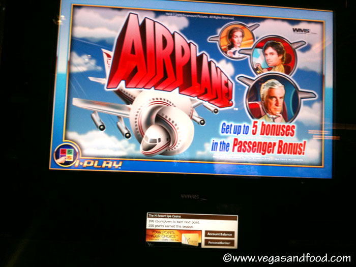 airplane slot machine videos of bigfoot