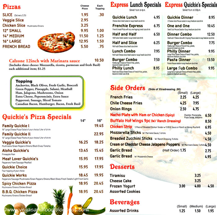 Pizza Restaurants In Studio City Ca