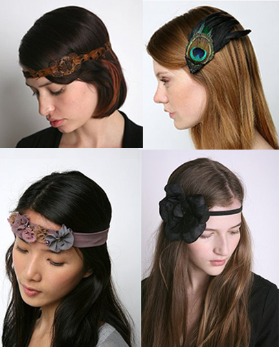 headbands verão 2011