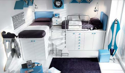 Özgün Çocuk odası tasarımı