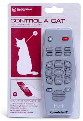 Kedinizi bu cihazla kontrol edin